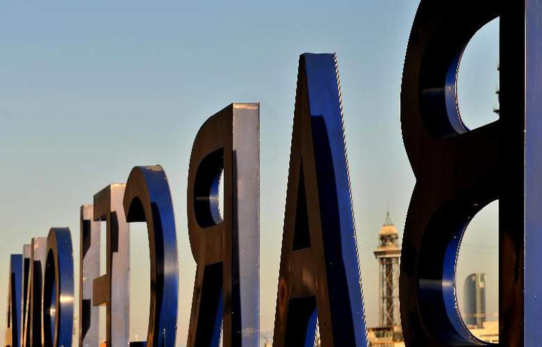 Barcelona Universal - Terrace - 103