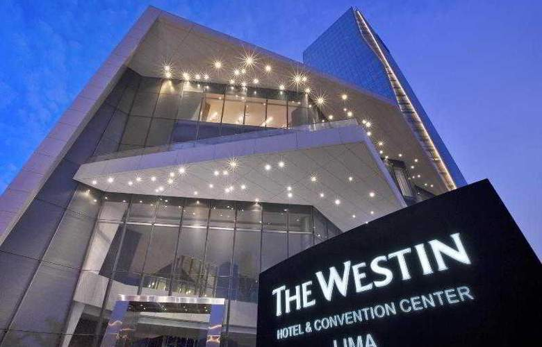 The Westin Lima Hotel & Convention Center - Hotel - 22