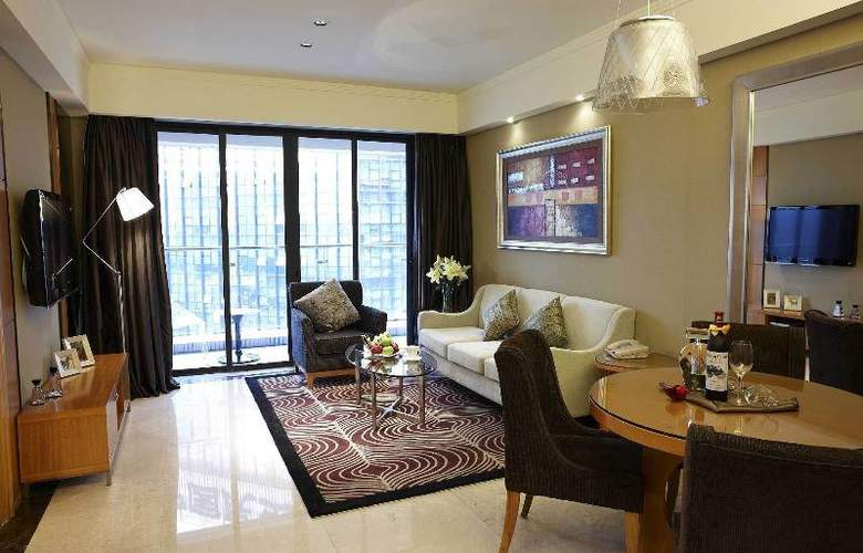 Dan Executive Apartment Guangzhou - Room - 7
