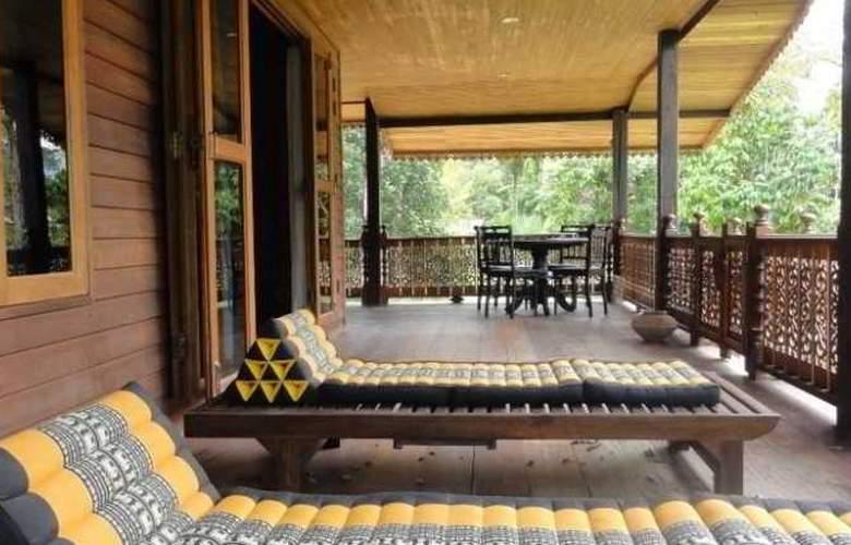 Spicers Peak Lodge - Terrace - 11
