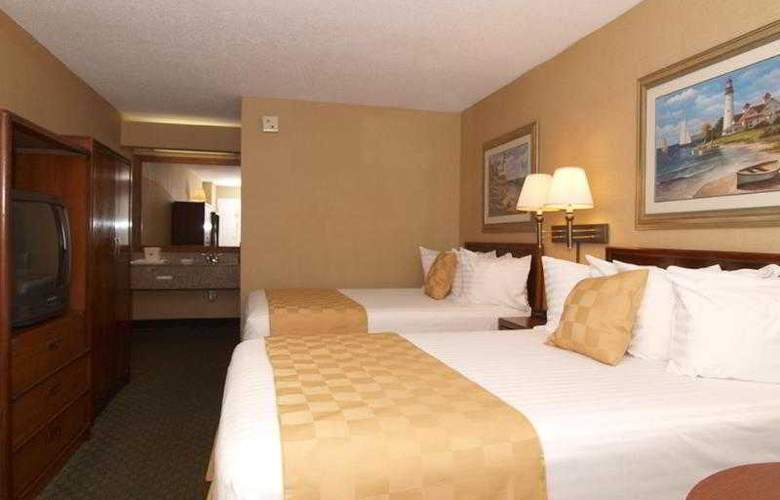 Best Western Salisbury Plaza - Room - 13