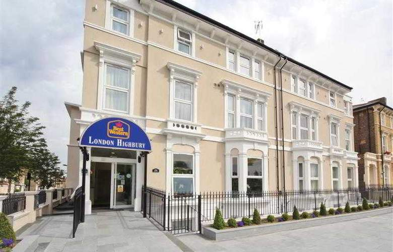 Best Western London Highbury - Hotel - 8