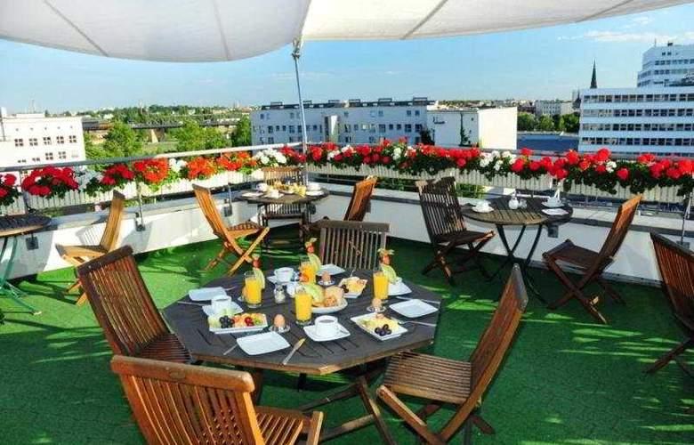 Lindemann Hotel Fjord - Restaurant - 6