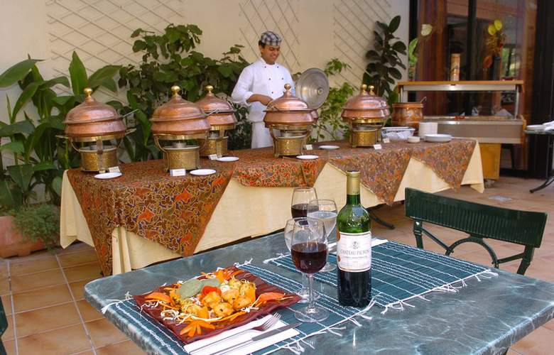 Fortina Hotel Spa Resort - Restaurant - 20