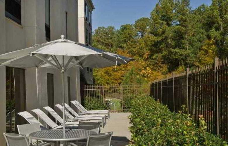 SpringHill Suites Raleigh-Durham Airport - Hotel - 11