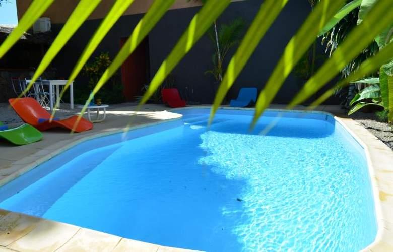 Sous Le Badamier - Pool - 15