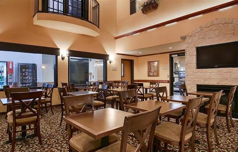 Best Western Alamo Suites - Restaurant - 34
