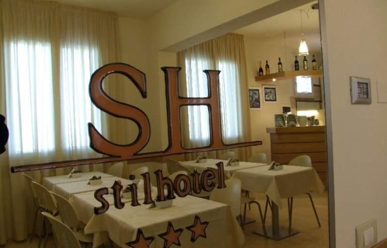 SH Stil Hotel - Restaurant - 16