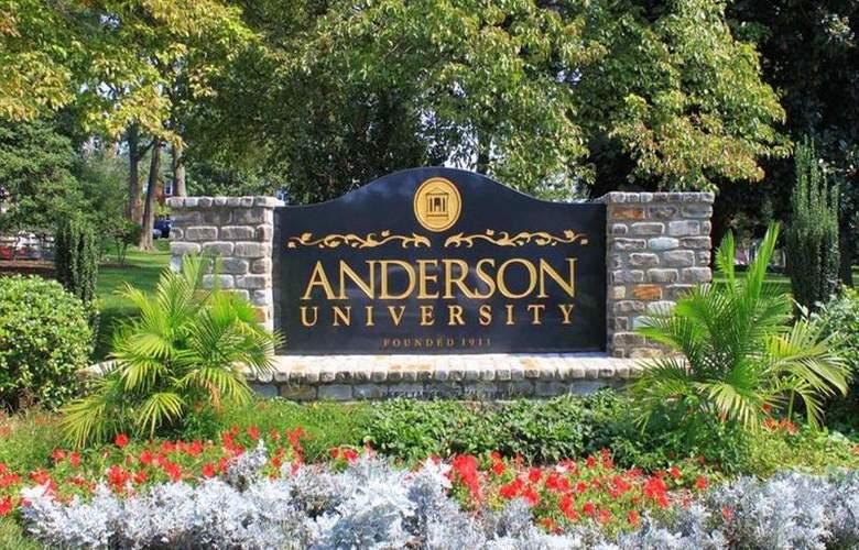 Hampton Inn Anderson - Hotel - 0
