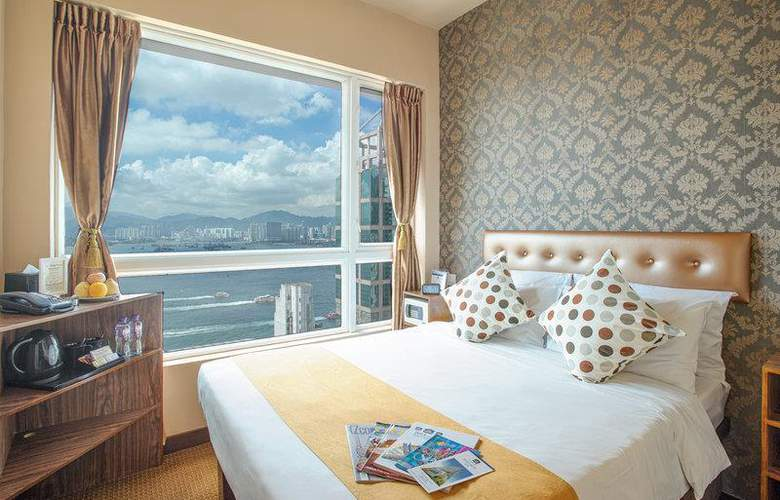Best Western Hotel Causeway Bay - Hotel - 19