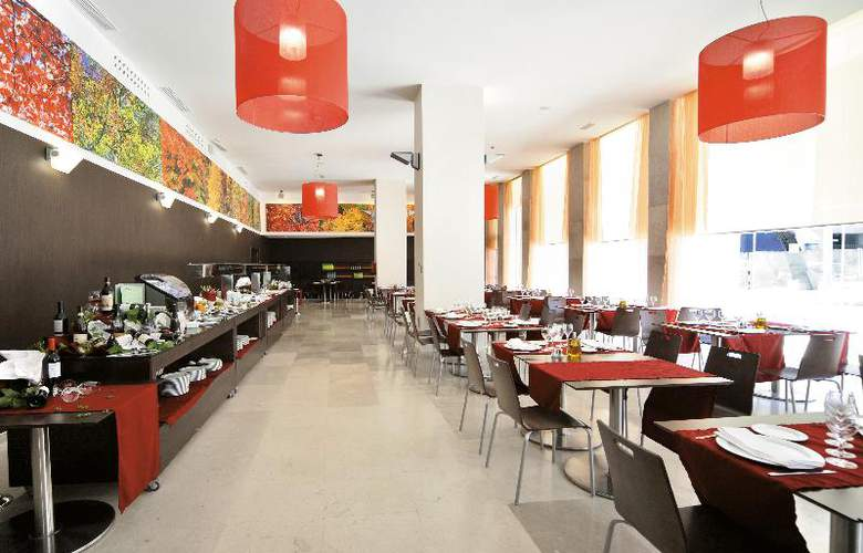 Occidental Madrid Este - Restaurant - 13