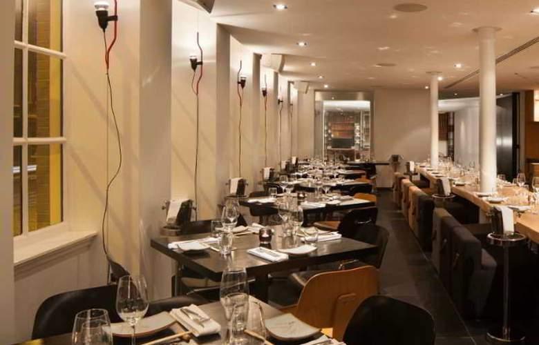 SIR Albert Hotel - Restaurant - 2