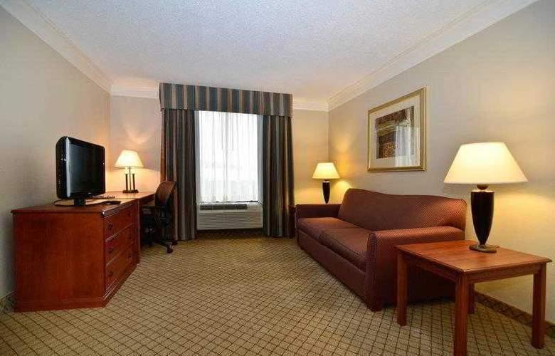 Best Western Plus Madisonville Inn - Hotel - 12