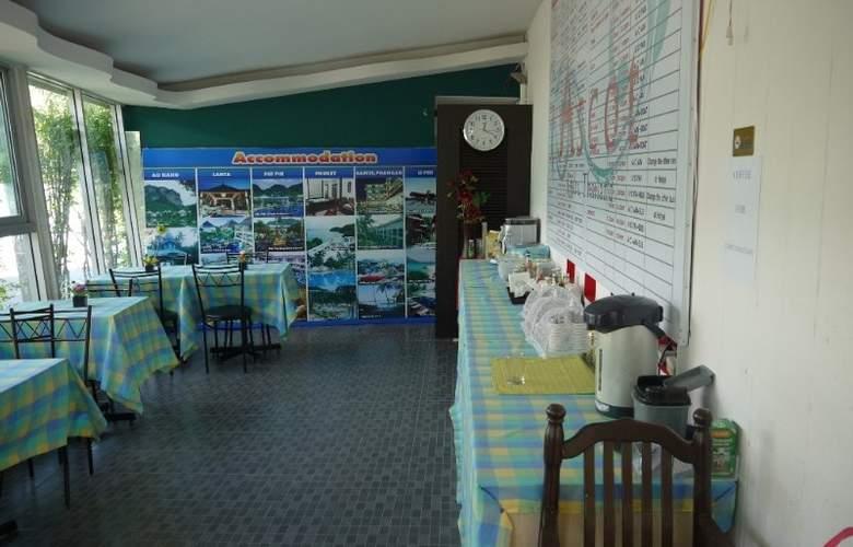Ascot Krabi - Restaurant - 17