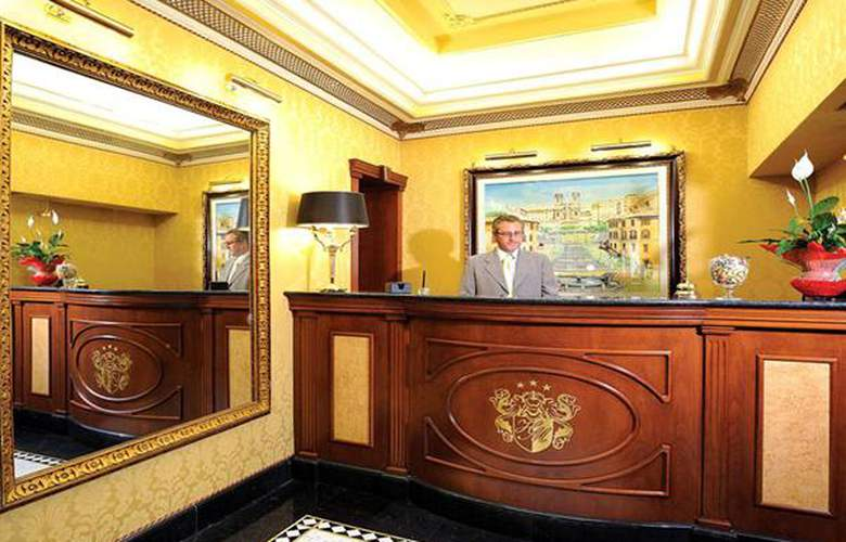 Manfredi Suite In Rome - Hotel - 1