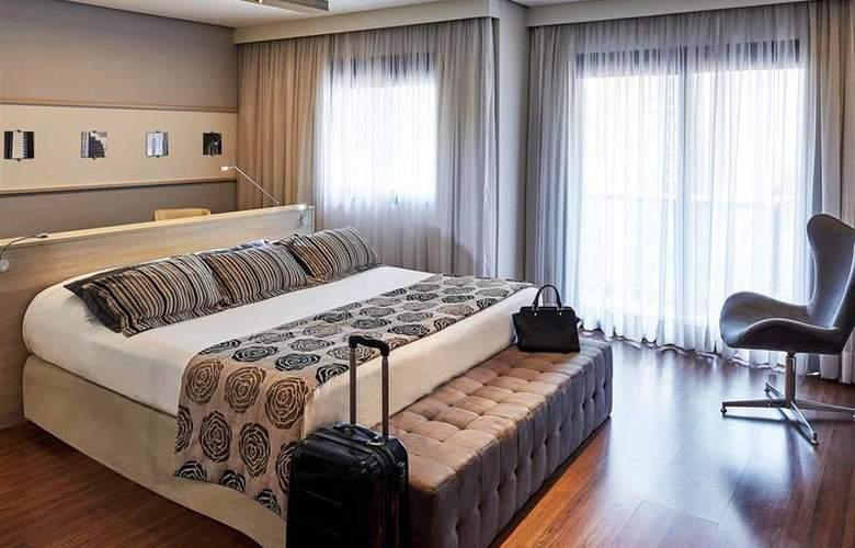 Mercure Sao Paulo Pamplona - Hotel - 34