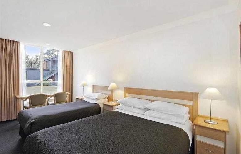 Best Western Melbourne's Princes Park Motor Inn - Hotel - 35