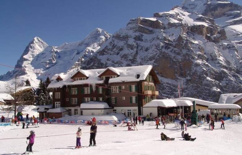 Jungfrau & Lodge - Hotel - 1