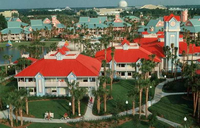 Disney's Caribbean Beach Resort - Hotel - 0