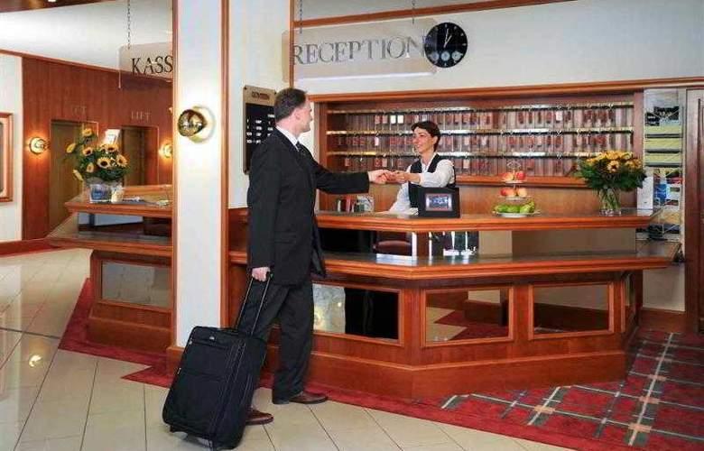 Mercure Hotel Bad Duerkheim An Den Salinen - Hotel - 18