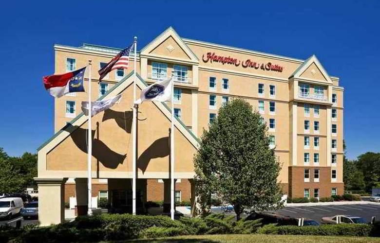 Hampton Inn & Suites Charlotte-Arrowood Rd. - Hotel - 8