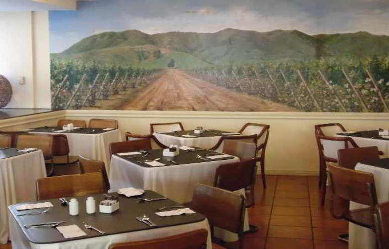 Almacruz Hotel y Centro de Convenciones - Restaurant - 19