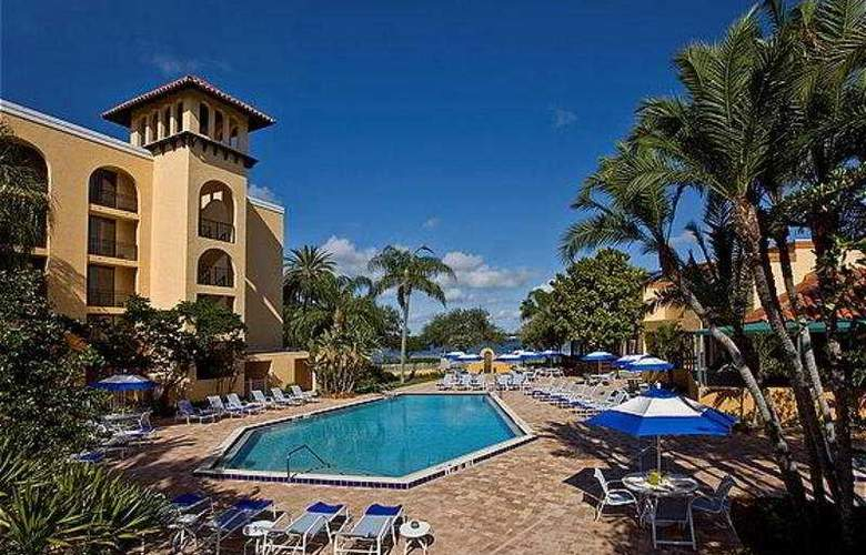 Courtyard by Marriott Bradenton - Sarasota - Pool - 6