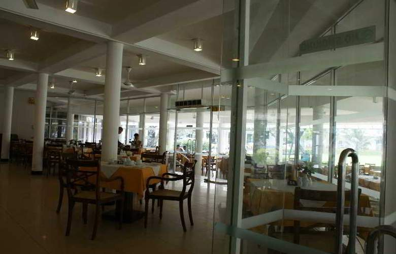 Villa Ocean View - Restaurant - 14