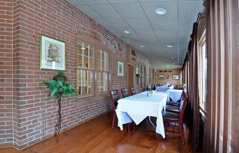 Best Western Plus Concordville Hotel - Restaurant - 115
