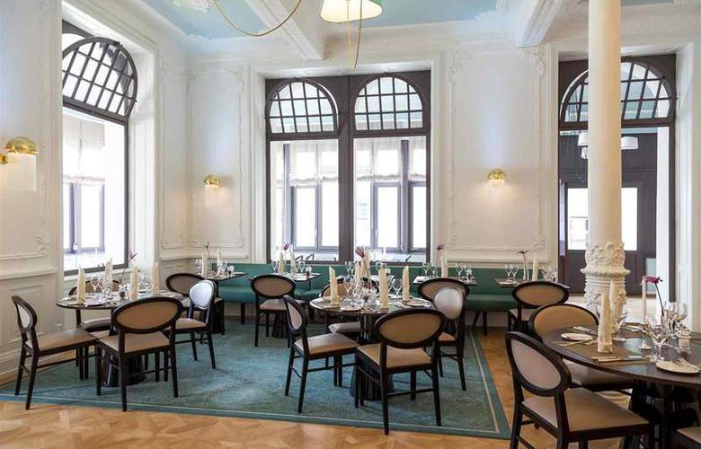 Royal St Georges Interlaken - MGallery by Sofitel - Restaurant - 112