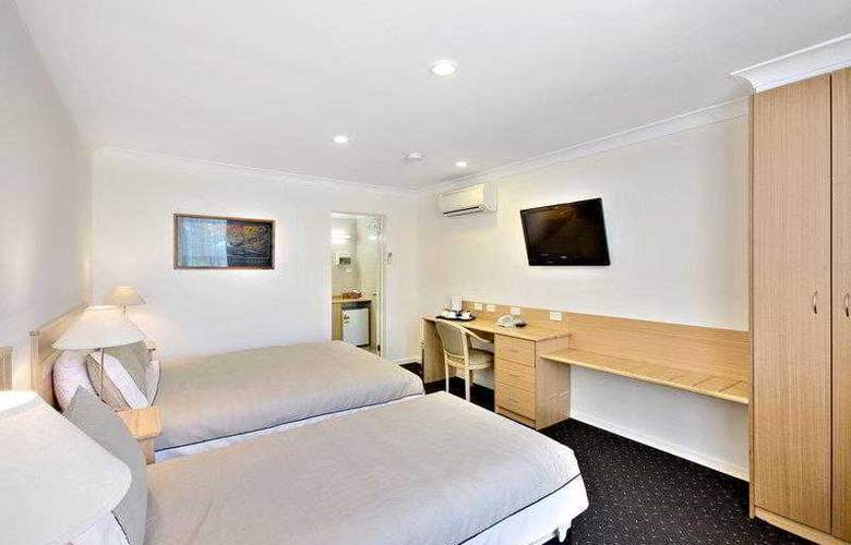 Best Western Melbourne's Princes Park Motor Inn - Hotel - 24