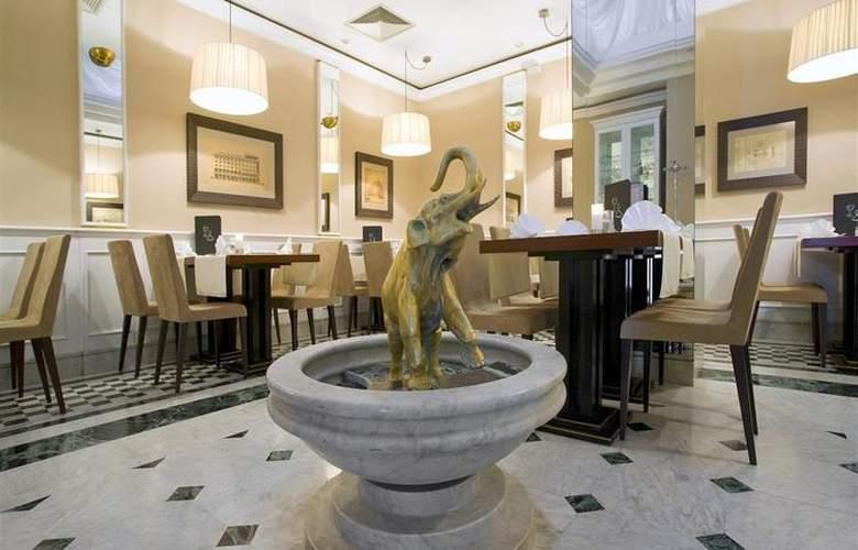 Best Western Premier Slon - Restaurant - 29