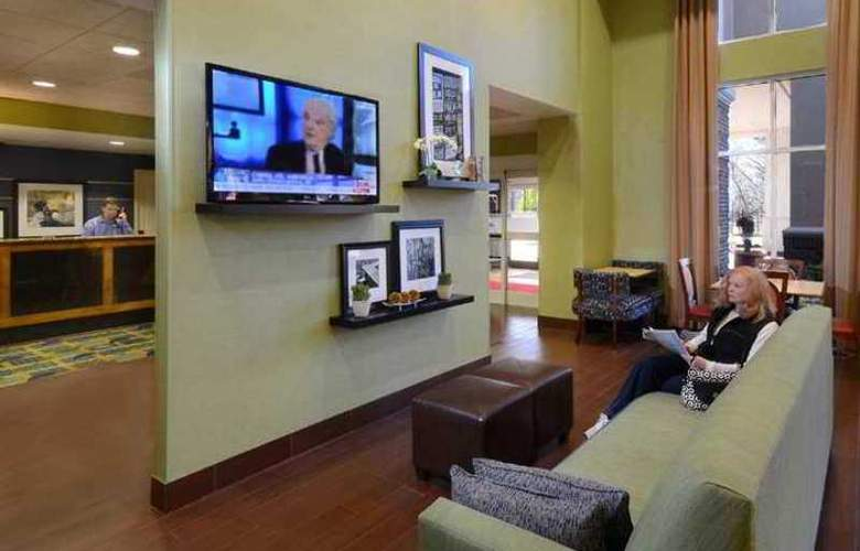 Hampton Inn & Suites Huntersville - Hotel - 0