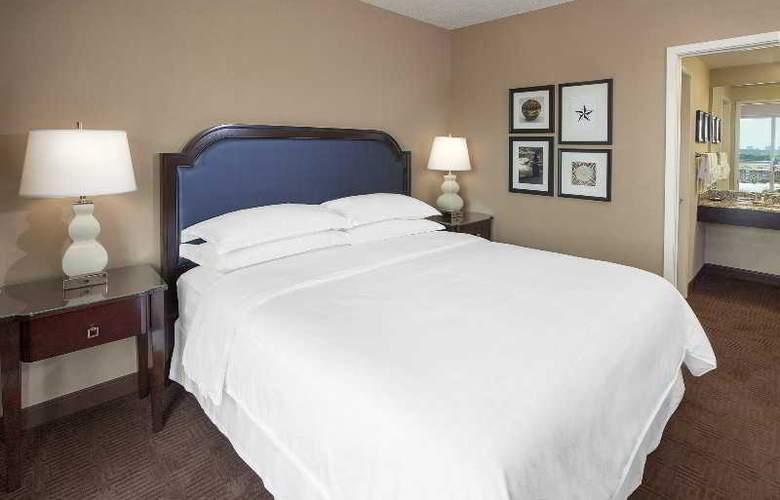 Sheraton Suites Houston near the Galleria - Room - 29