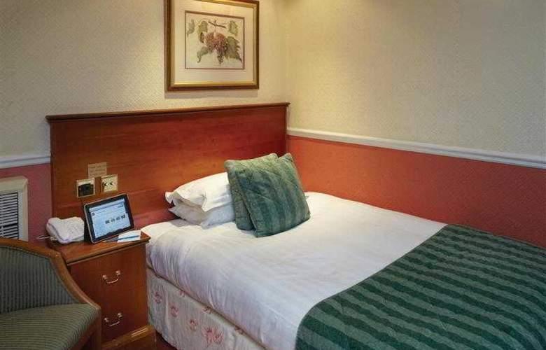 Best Western George Hotel Lichfield - Hotel - 10