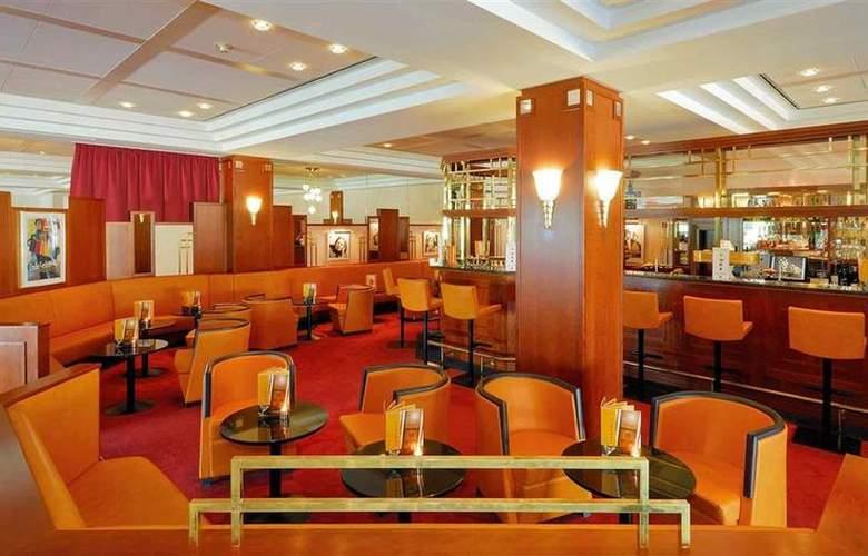 Mercure Hotel Potsdam City - Bar - 41
