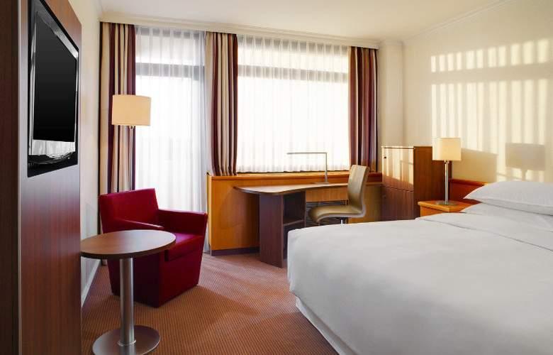 Sheraton Congress Hotel Frankfurt - Room - 29