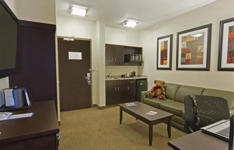 Best Western Plus The Inn At St. Albert - Room - 110