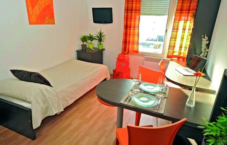 Park & Suites Confort Bourg-en-Bresse - Room - 2