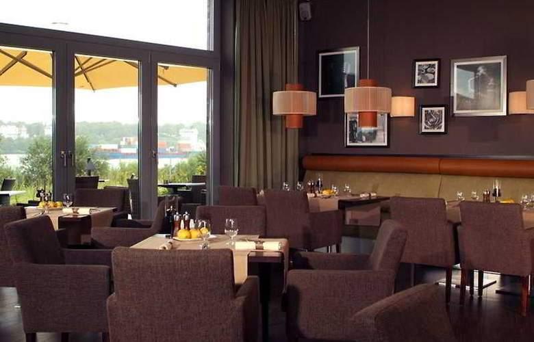 The Rilano Hotel Hamburg - Restaurant - 5