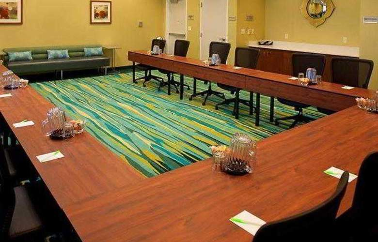 SpringHill Suites Tampa North/I-75 Tampa Palms - Hotel - 15