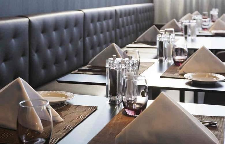 Novotel Basel City - Restaurant - 16