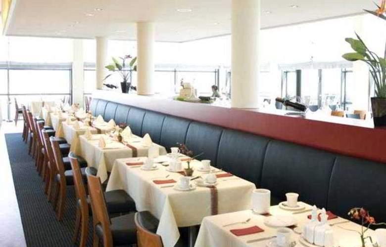 Novina Hotel Herzogenaurach Herzo-Base - Restaurant - 5