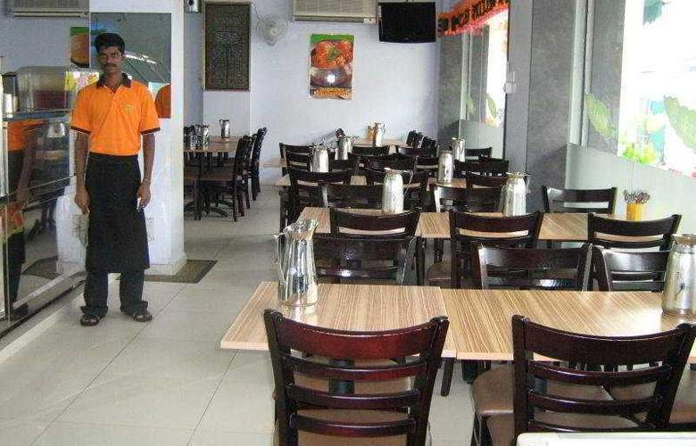 Santa Grand Little India - Restaurant - 8
