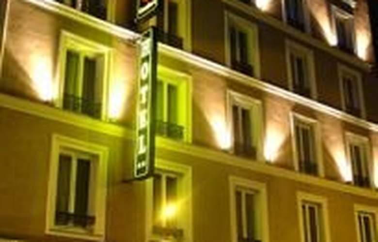 Comfort Hotel Lamarck - Hotel - 0
