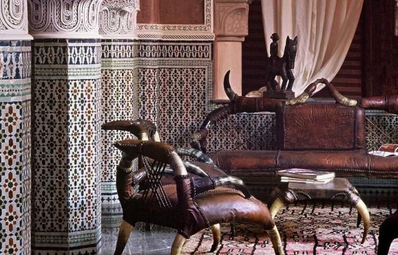 La Sultana Marrakech - General - 1