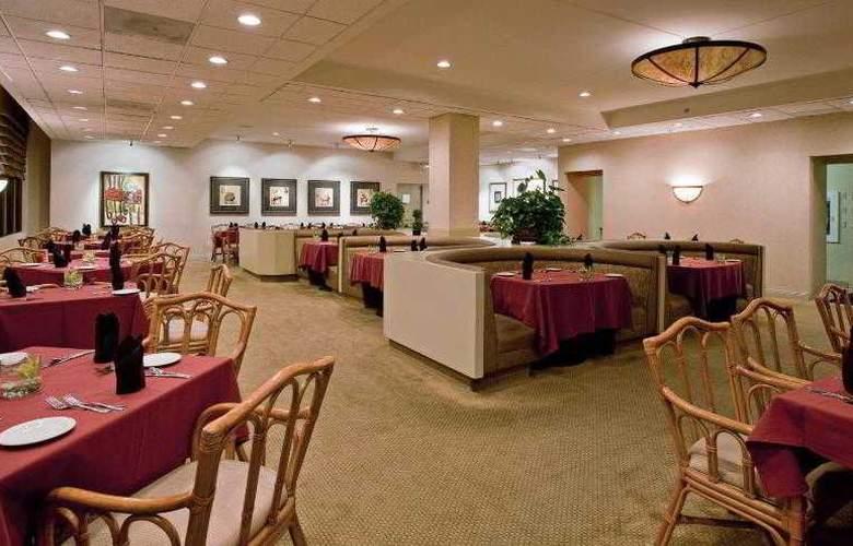 Beverly Hills Marriott - Restaurant - 43