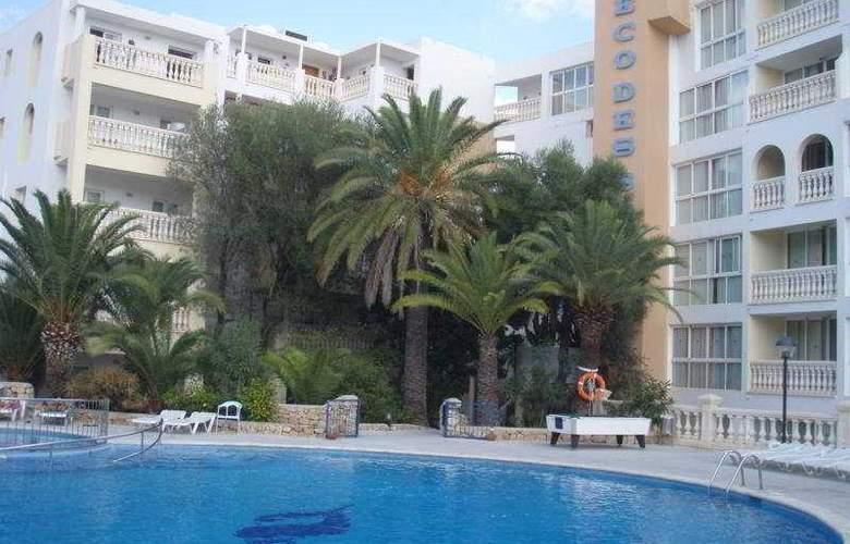 Aparthotel Reco des Sol Ibiza - Pool - 9