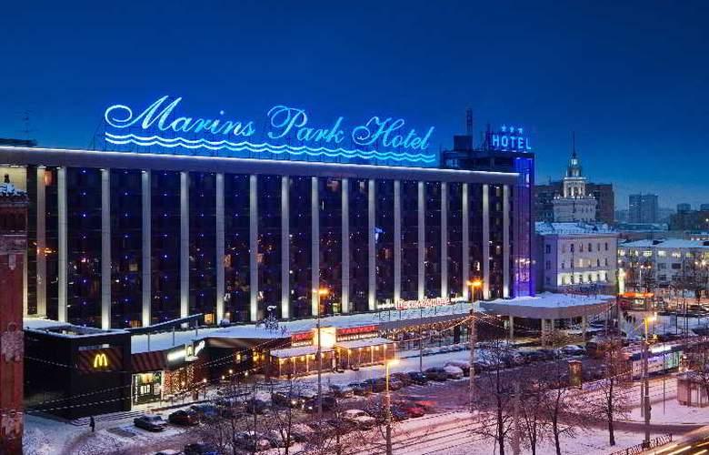 Marins Park Ekaterinburg - Hotel - 0