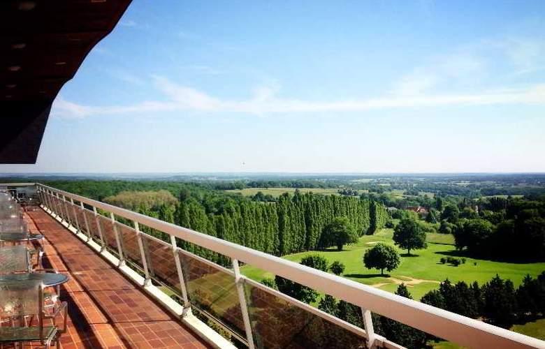 Les Dryades golf & Spa - Terrace - 34